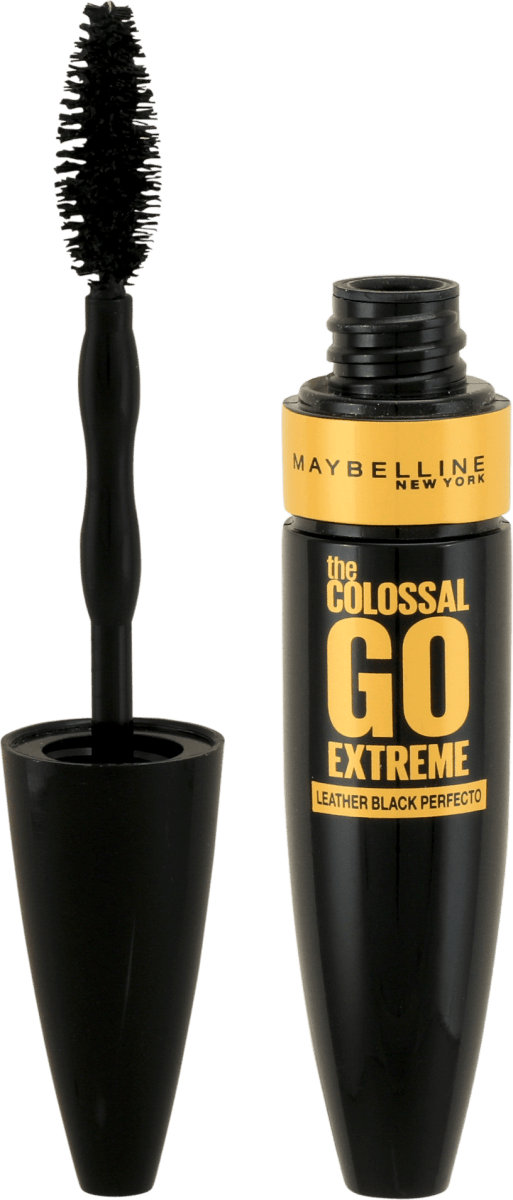 Maybelline The Colossal Go Extreme Leather Black(9,5ml)