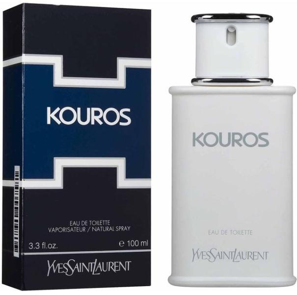 Yves Saint Laurent Kouros férfi EDT (100ml)