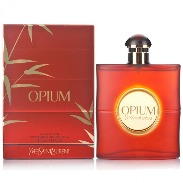 Yves Saint Laurent Opium női EDT(90ml)