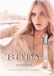 Burberry Body Tender EDT Női Illatminta 2ml