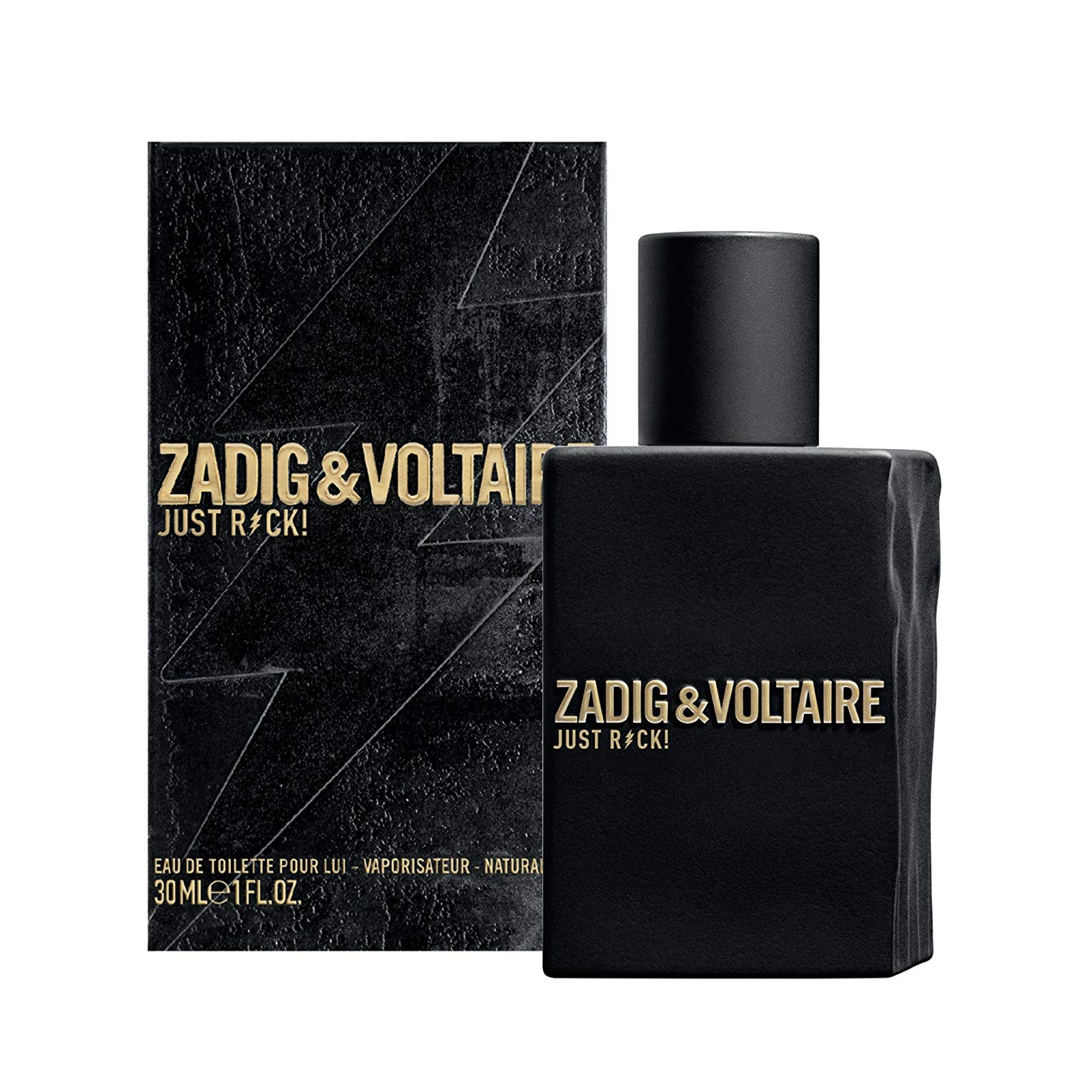 Zadig&Voltaire Just Rock Férfi EDT(30ml)