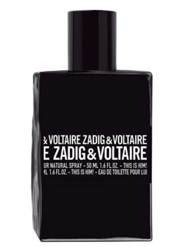 Zadig & Voltaire This Is Him(50ml)