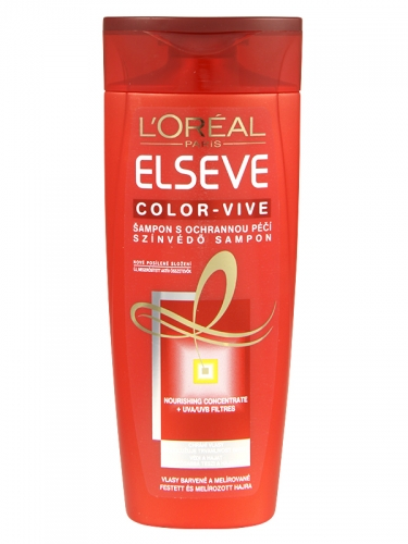 L'ORÉAL Elseve Color Vive Színvédő Sampon(250ml)