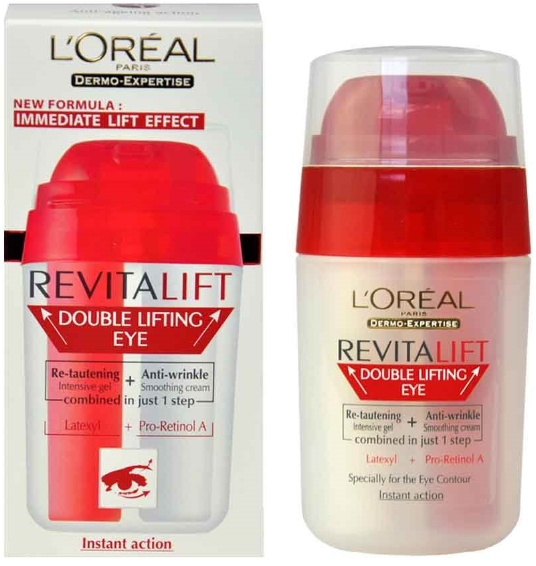 L'ORÉAL Revitalift Double Lifting Szemránckrém(15ml)