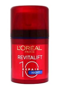 L'Oreal Revitalift 10 Total Repair Night Arckrém(50ml)