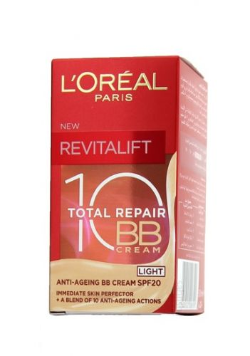"L'oreal Revitalift Total Repair BB Krém SPF20 ""Light""(50ml)"