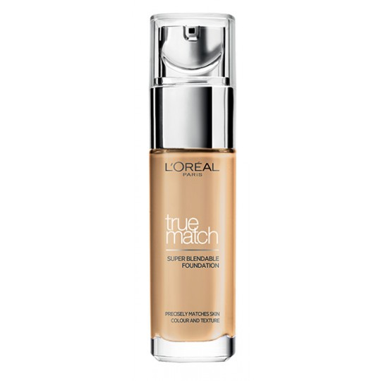 L'ORÉAL True Match Alapozó 5.D/5.W Golden Sand(30ml)