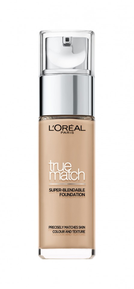L'ORÉAL True Match Alapozó - 3.D/3.W Golden Beige (30ml)