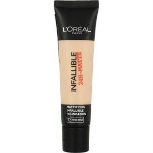 "L'Oreal Infallible 24-H Matte Matt Alapozó(35ml) ""13"" Rose Beig"
