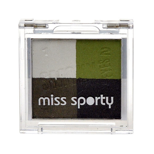 Miss Sporty Smoky Eyes Shadows Szemhéjfesték-404 For Black Eye