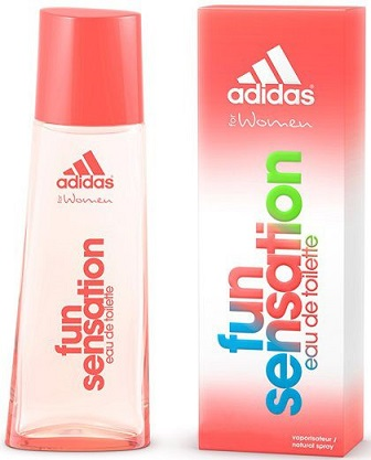 Adidas Fun Sensation Női EDT (30ml)
