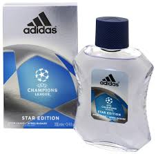 Adidas Uefa Champions Star Edition Férfi After-Shave(100ml)
