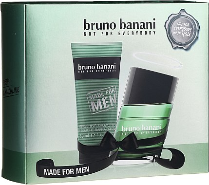 Bruno Banani Made For Men EDT Szett