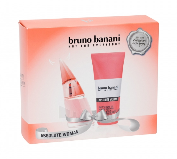 Bruno Banani Absolute Woman EDT Szett