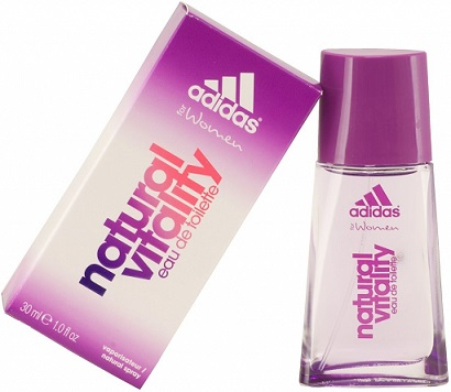 Adidas Natural Vitality For Women Női EDT (30ml)