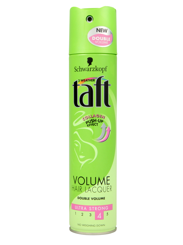 Taft Ultra Strong Collagen Push-Up Effect 250ml