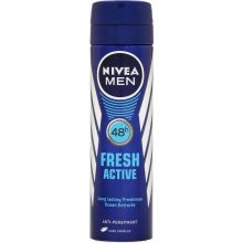 Nivea For Men Deodrant-Fresh Active(150ml)
