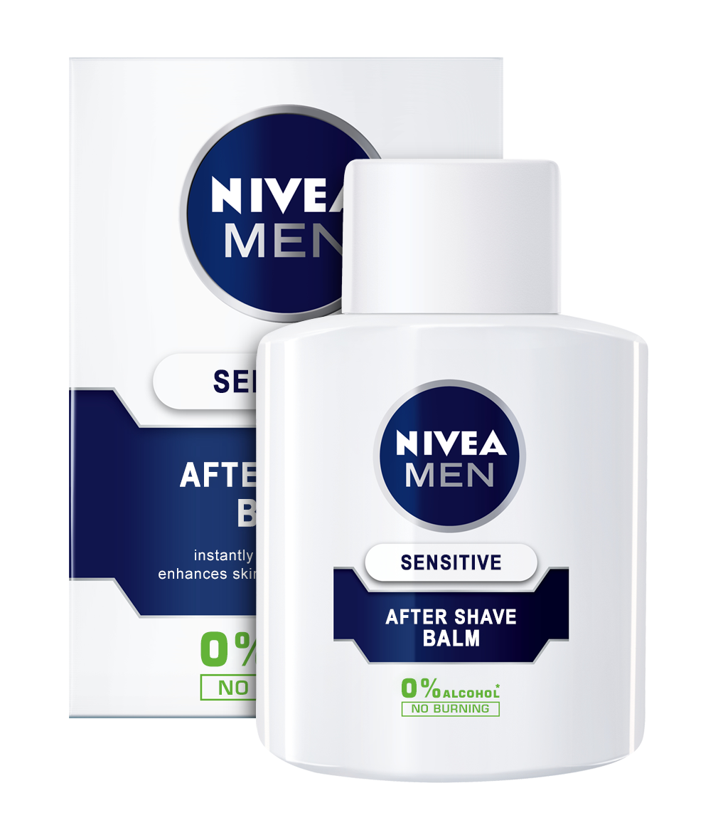 Nivea Sensitive After Shave Balzsam(100ml)