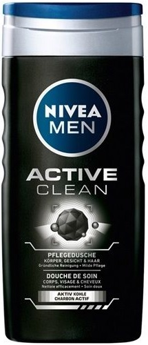 Nivea Active Clean Tusfürdő 250ml