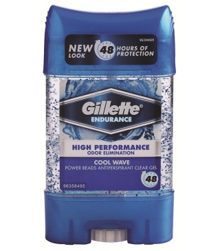 Gillette High Performance Cool Wave Deo Gél(75ml)