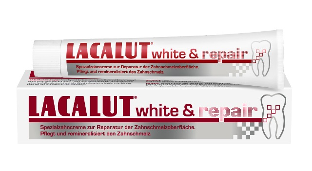 Lacalut white & repair fogkrém (75ml)