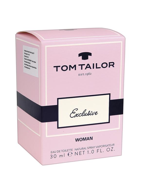 Tom Tailor Exclusive Női EDT(30ml)