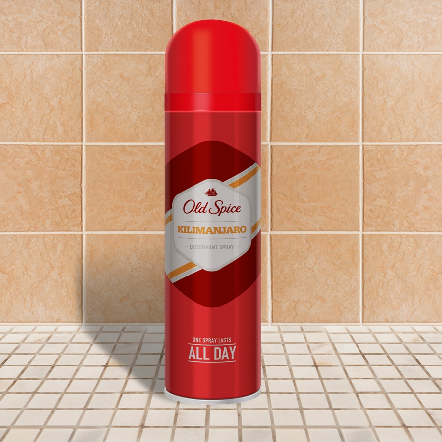Old Spice Kilimanjaro Deo spray(125ml)