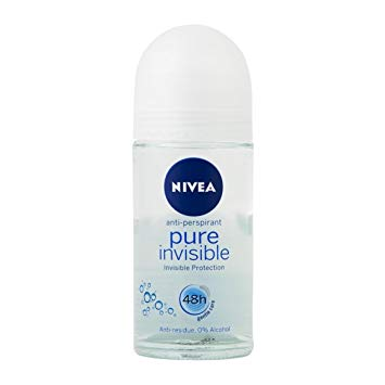 Nivea Pure Invisible Deo 48h(50ml)