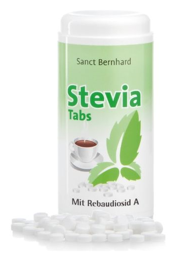 Sanct Bernhard Stevia Tabletta(600db)