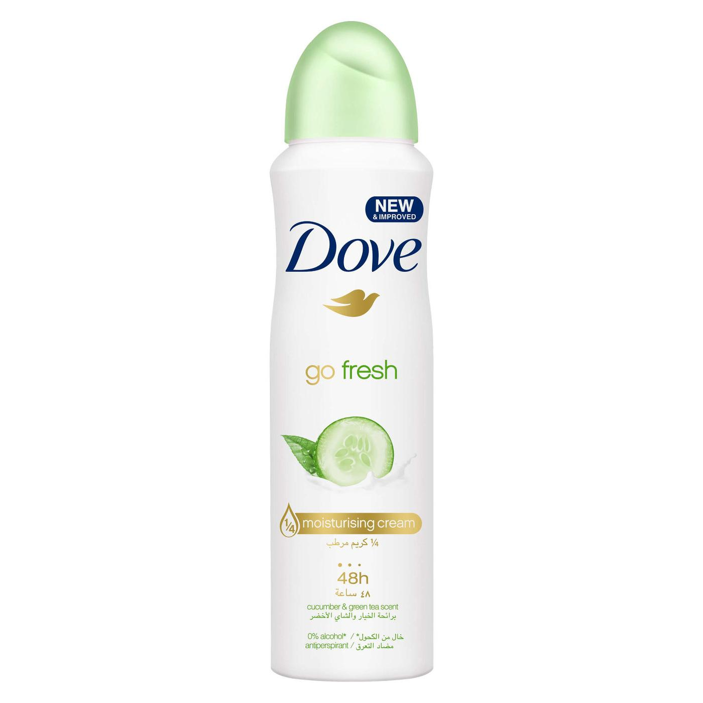 Dove Go Fresh Dezodor(150ml)