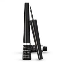 Rimmel Exaggerate Szemhéjtus - 001Black 2,5ml
