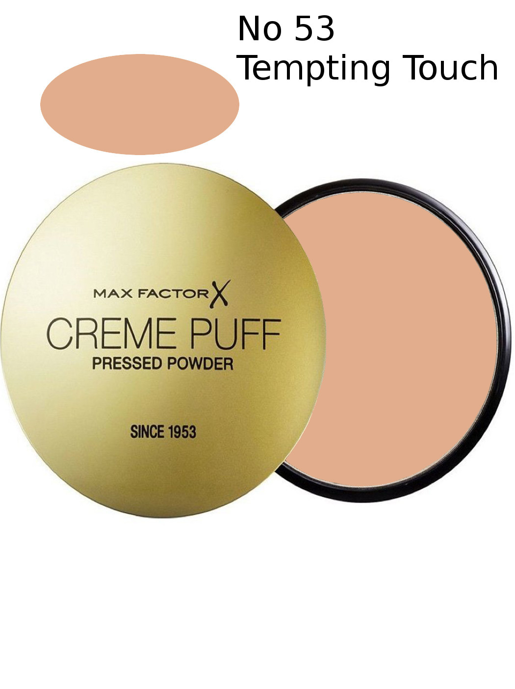 Max Factor Creme Puff Kőpúder(21g)-53Tempting Touch