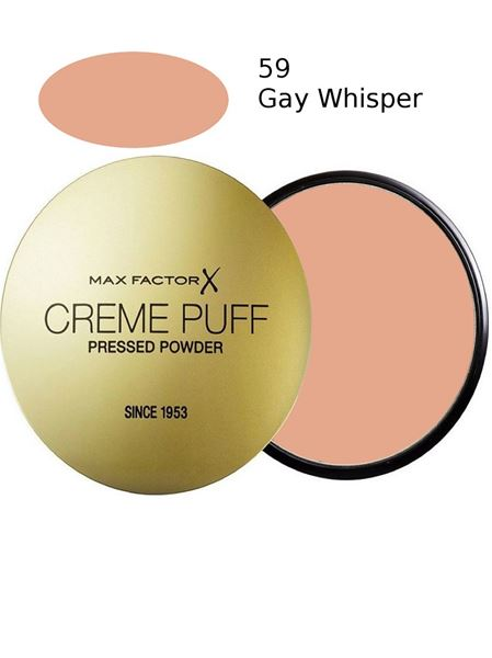 Max Factor Creme Puff(21g)-59 Gay Whisper