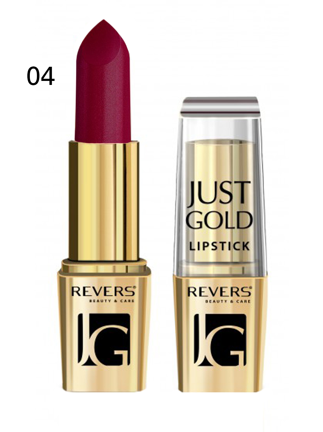 Revers Just Gold Rúzs-04(4g)