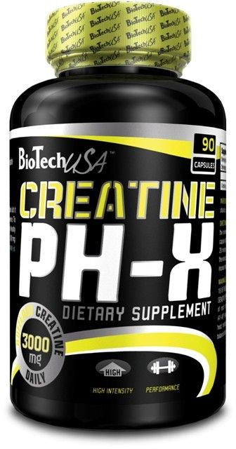 BioTech USA Creatine PH-X(90 kapszula)