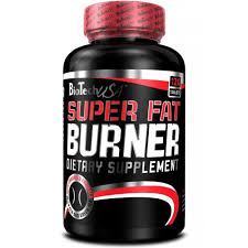 BioTech USA Super Fat Burner(120db)
