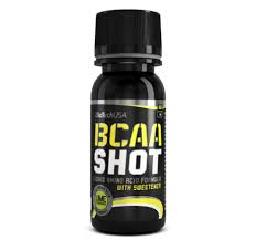 BioTech USA BCAA Shot - 60 ml lime ízű