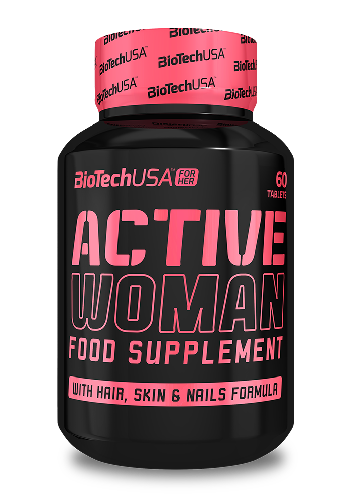 BioTech USA Active Woman(60db)