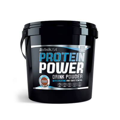 BioTech USA Protein Power-Csoki(1000g)