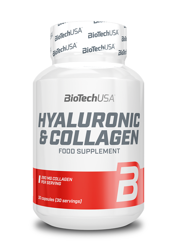BioTech USA Hyaluronic&Collagen(30db)