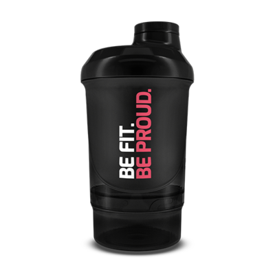 BioTechUSA For Her Wave + nano shaker 300 ml