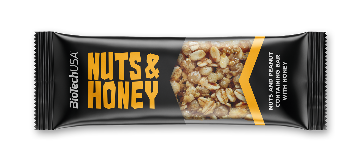 BioTech USA Nuts&Honey(35g)