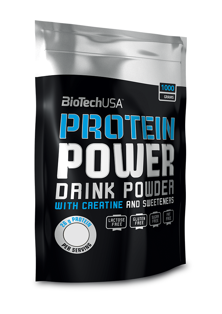 BioTech Usa Protein Power(vanilla-1kg)