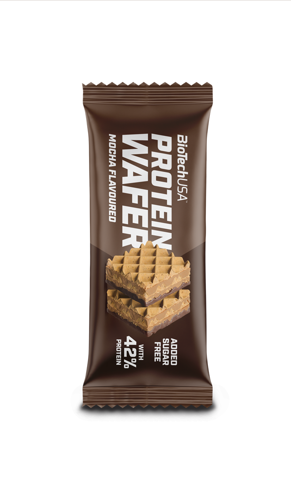 BioTech USA Protein Wafer Mocha Flavoured(35,5g)