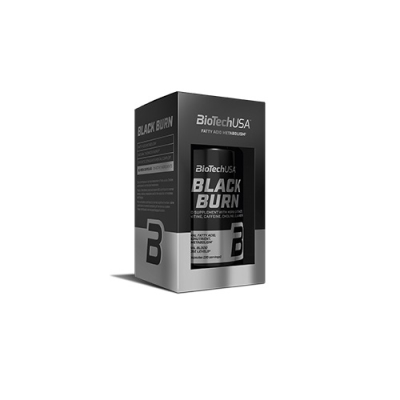 BioTech USA Black Burn Kapszula(90db)