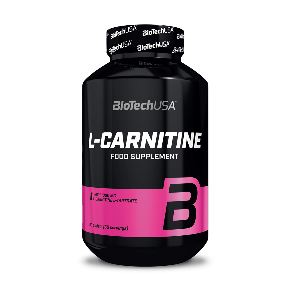 BioTech USA L-carnitine Tabletta(60db)