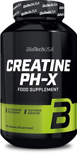 BioTech USA Creatine PH-X(210db)