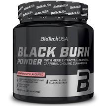 BioTech USA Black Burn Italpor-Grapefruit ízű(210g)