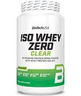 BioTech USA Iso Whey Zero Clear- Lime(1362g)