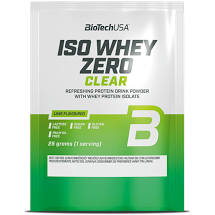 BioTech USA Iso Whey Zero Clear- Lime(25g)